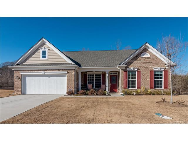 290 Pleasant Hill Drive #166, Concord, NC 28025 (#3348770) :: Stephen Cooley Real Estate Group