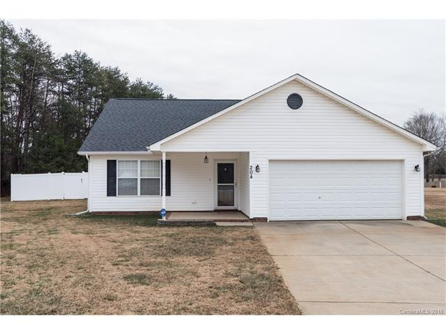 204 Corinthian Drive, Statesville, NC 28677 (#3348937) :: The Elite Group