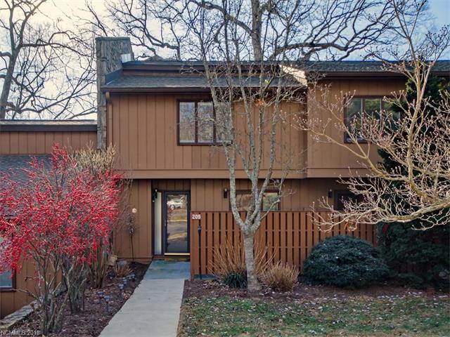 209 Crowfields Drive #3, Asheville, NC 28803 (#3348950) :: Puffer Properties
