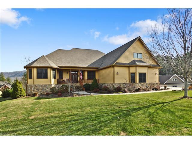 44 King Heights Drive, Fletcher, NC 28704 (#3349025) :: Exit Mountain Realty