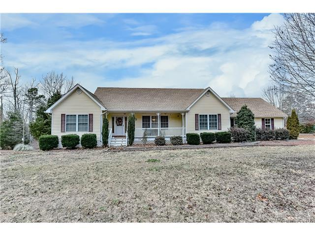 136 Rankin Hill Road, Troutman, NC 28166 (#3349038) :: Odell Realty Group