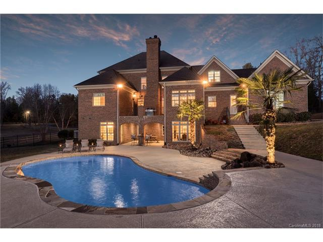 8608 Waxhaw Creek Road, Waxhaw, NC 28173 (#3349114) :: Cloninger Properties