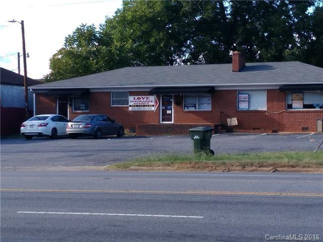 2231 E Main Street, Lincolnton, NC 28092 (#3349432) :: Exit Mountain Realty