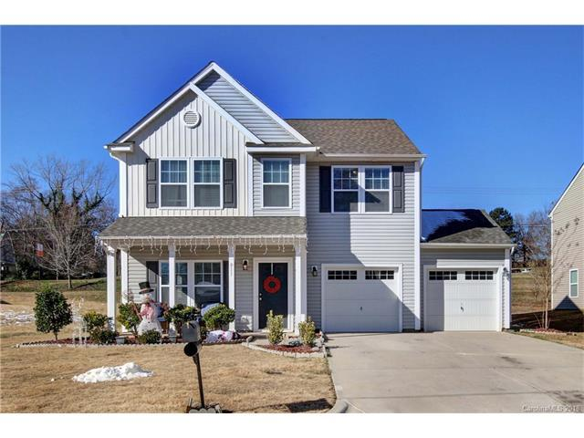 811 Sarah Laura Lane #207, Statesville, NC 28625 (#3349476) :: LePage Johnson Realty Group, LLC