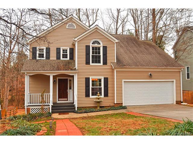 9219 Pebble Creek Way, Charlotte, NC 28269 (#3349541) :: Exit Mountain Realty