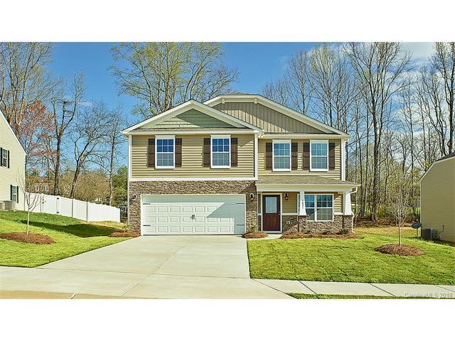4002 Frank Vance Road #49, Charlotte, NC 28216 (#3349585) :: Stephen Cooley Real Estate Group