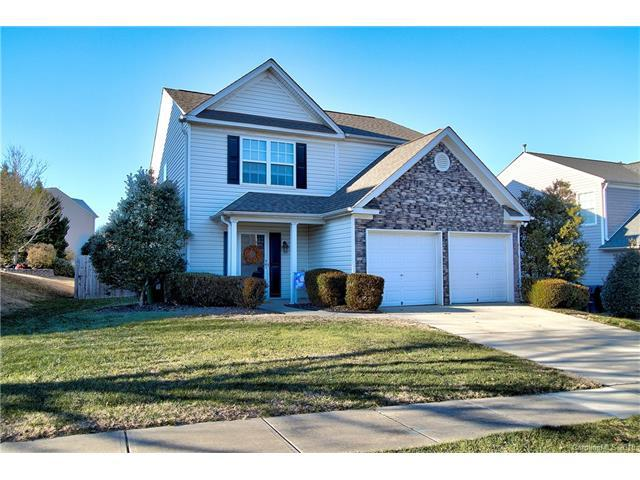 5939 Leawood Run Court #36, Charlotte, NC 28269 (#3349593) :: Odell Realty Group