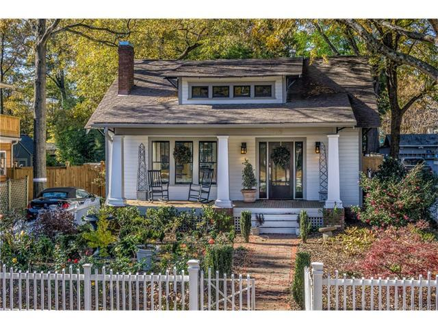 2119 The Plaza Road, Charlotte, NC 28205 (#3349686) :: Team Southline