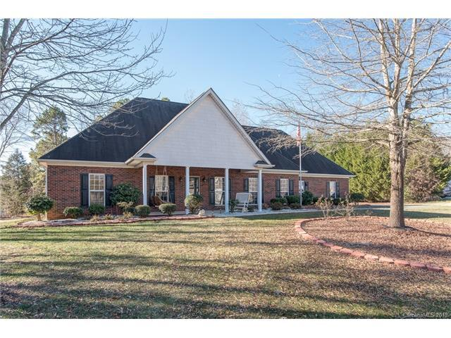 2927 Hunt Club Avenue, Monroe, NC 28110 (#3349906) :: LePage Johnson Realty Group, LLC