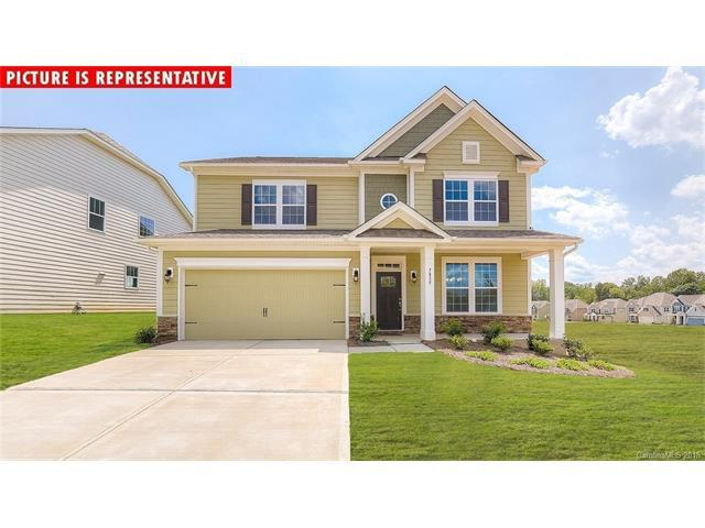 3855 Lake Breeze Drive #66, Sherrills Ford, NC 28673 (#3349960) :: The Andy Bovender Team