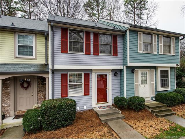 1231 Scaleybark Road F, Charlotte, NC 28209 (#3349963) :: Keller Williams South Park