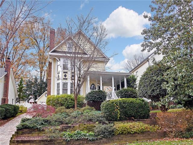 2009 Victorian Place, Charlotte, NC 28203 (#3350280) :: MECA Realty, LLC