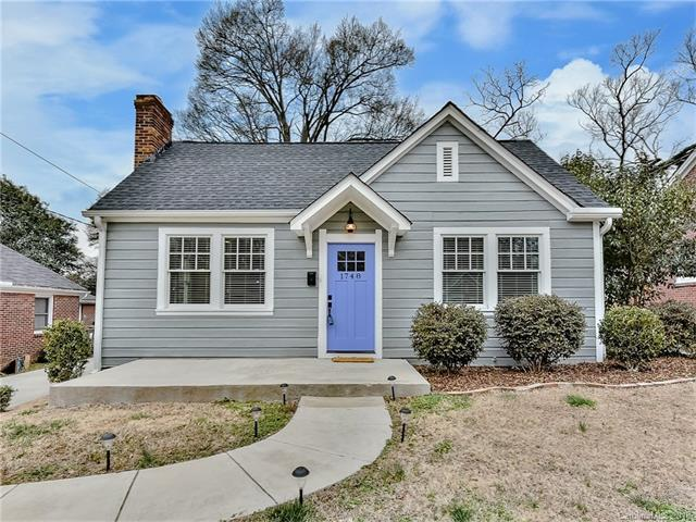 1748 Merriman Avenue, Charlotte, NC 28203 (#3350304) :: MECA Realty, LLC