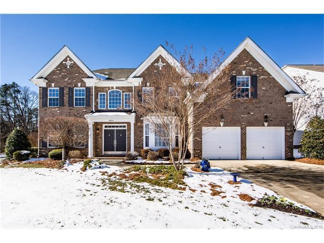 6823 Olde Sycamore Drive, Mint Hill, NC 28227 (#3350362) :: Scarlett Real Estate