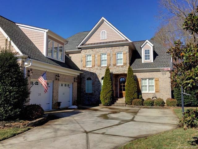 6689 Fox Ridge Circle, Davidson, NC 28036 (#3350363) :: The Sarver Group