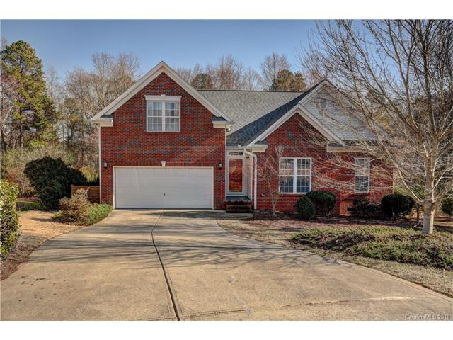 7714 Fairway Mist Lane #49, Mint Hill, NC 28227 (#3350424) :: Odell Realty Group
