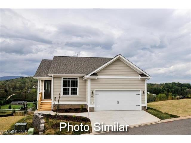 17 Dreambird Drive #86, Leicester, NC 28748 (#3350573) :: LePage Johnson Realty Group, LLC