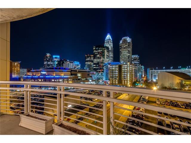 505 E 6th Street #801, Charlotte, NC 28202 (#3350726) :: Scarlett Real Estate