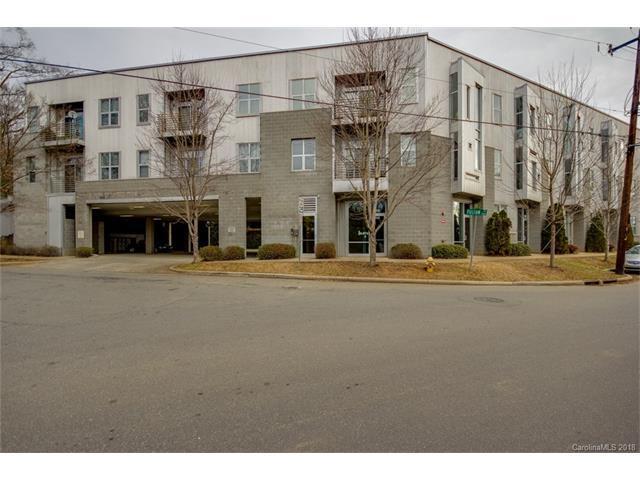 1600 Fulton Avenue #205, Charlotte, NC 28205 (#3350738) :: Team Southline