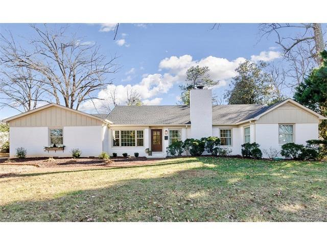 1227 S Wendover Road, Charlotte, NC 28211 (#3350740) :: Charlotte's Finest Properties