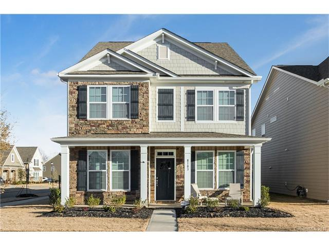 8103 Kalson Street, Huntersville, NC 28078 (#3350896) :: LePage Johnson Realty Group, Inc.