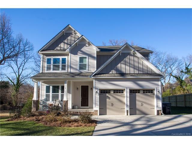 1748 Dunkirk Drive, Charlotte, NC 28203 (#3351012) :: Scarlett Real Estate