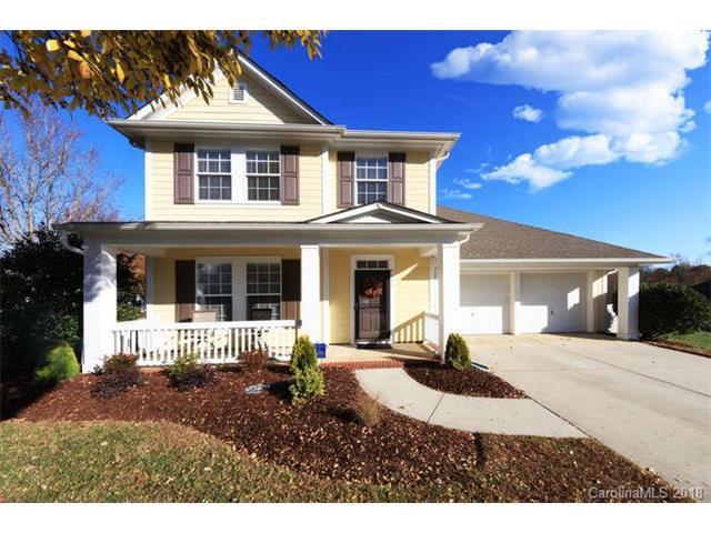 9503 Rosalyn Glen Road, Cornelius, NC 28031 (#3351035) :: Odell Realty Group