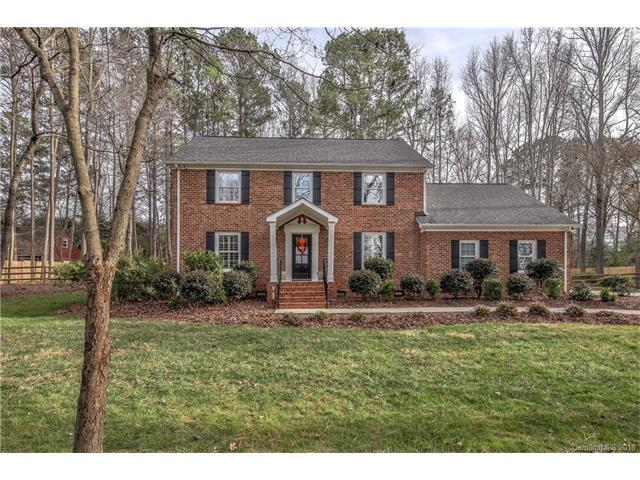 3529 Brushy Lane, Charlotte, NC 28270 (#3351125) :: LePage Johnson Realty Group, Inc.