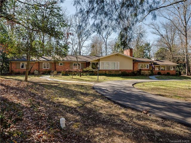 1031 Huntington Park Drive, Charlotte, NC 28211 (#3351261) :: Robert Greene Real Estate, Inc.