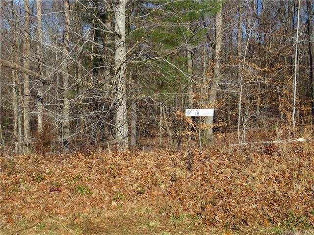 Lot #18 Forest Creek Drive #18, Statesville, NC 28625 (#3351281) :: Carlyle Properties