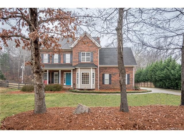 2263 Redwood Drive, Indian Trail, NC 28079 (#3351297) :: Exit Mountain Realty