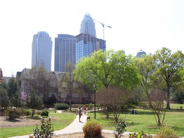 415 W 8th Street I, Charlotte, NC 28202 (#3351327) :: Scarlett Real Estate