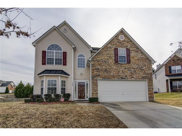 2105 Coral Berry Lane, Waxhaw, NC 28173 (#3351328) :: Zanthia Hastings Team