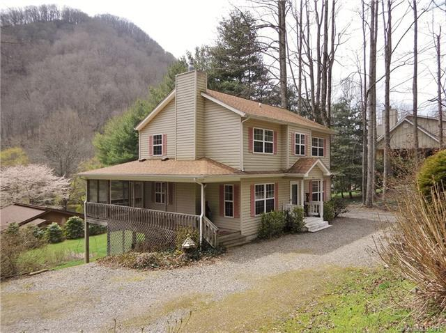 333 Laurel Branch Road, Maggie Valley, NC 28751 (#3351361) :: Odell Realty Group