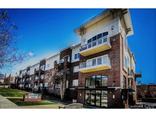 1829 Kenilworth Avenue #210, Charlotte, NC 28203 (#3351390) :: Charlotte's Finest Properties