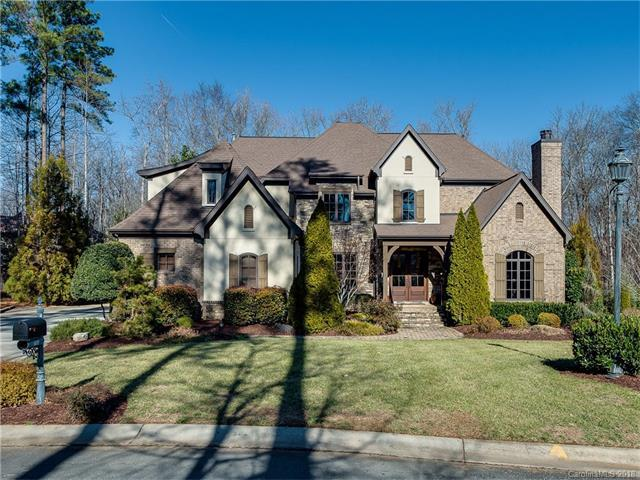 9032 Pine Laurel Drive, Weddington, NC 28104 (#3351395) :: Keller Williams South Park