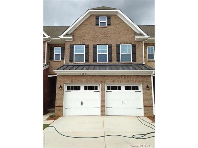 105 Burlingame Court #14, Mooresville, NC 28117 (#3351425) :: Miller Realty Group