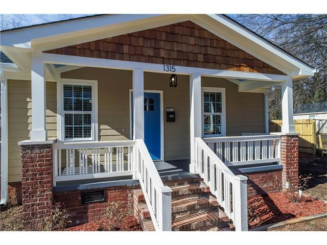 1315 Fairmont Street, Charlotte, NC 28216 (#3351500) :: LePage Johnson Realty Group, Inc.