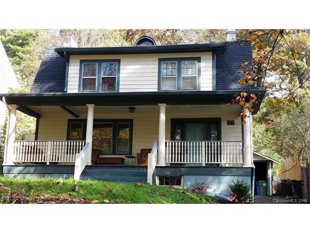 22 Westover Drive, Asheville, NC 28801 (#3351511) :: Rowena Patton's All-Star Powerhouse @ Keller Williams Professionals