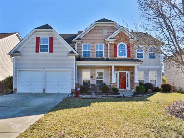9597 Valencia Avenue NW, Concord, NC 28027 (#3351593) :: Team Honeycutt