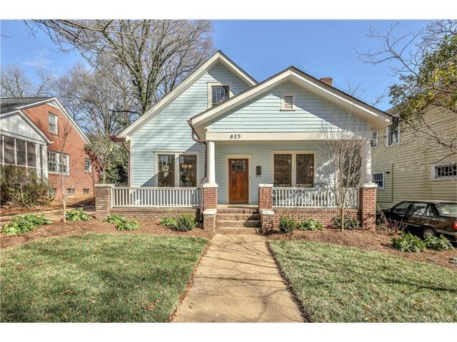823 Lexington Avenue, Charlotte, NC 28203 (#3351604) :: The Ann Rudd Group