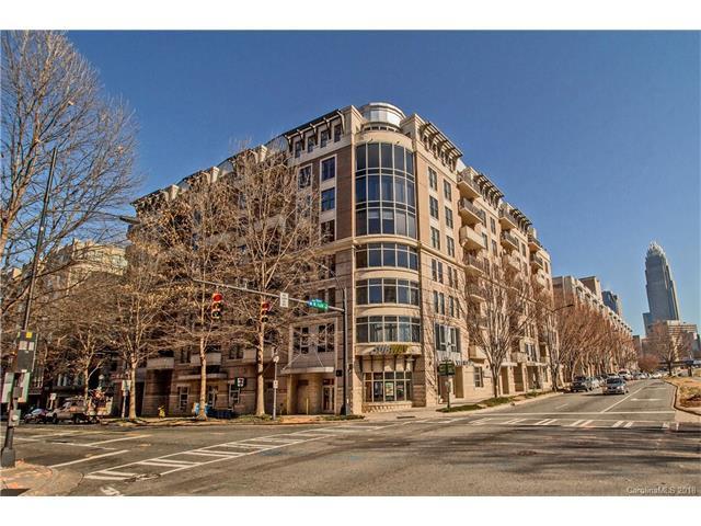 718 W Trade Street #714, Charlotte, NC 28202 (#3351652) :: Scarlett Real Estate