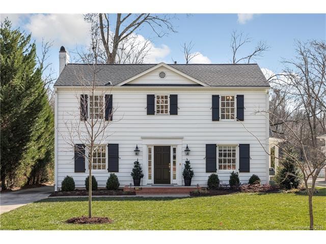 1667 Scotland Avenue L4, Charlotte, NC 28207 (#3351771) :: Homes Charlotte
