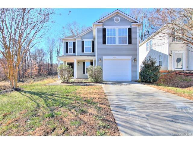 2919 Meadow Knoll Drive, Charlotte, NC 28269 (#3351818) :: LePage Johnson Realty Group, Inc.