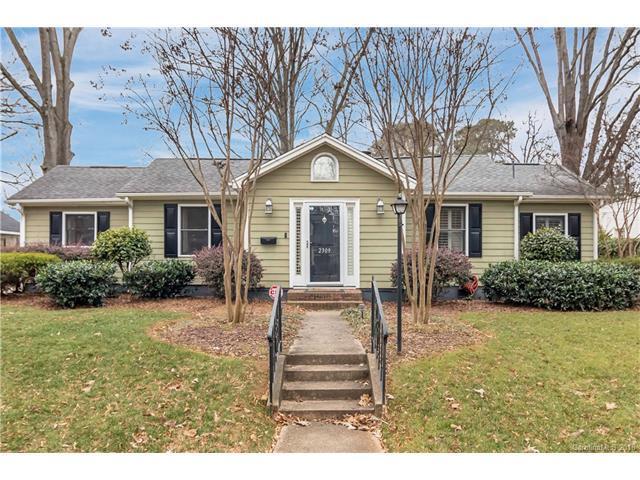 2309 Lynhaven Street, Charlotte, NC 28205 (#3351889) :: Pridemore Properties