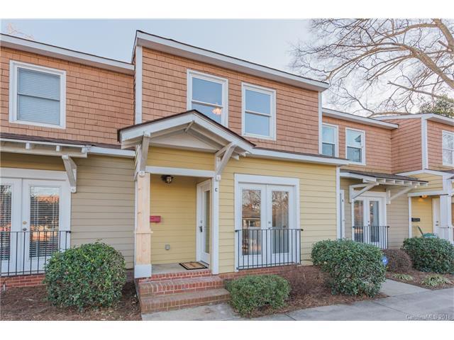 722 Jackson Avenue C, Charlotte, NC 28204 (#3351905) :: The Temple Team