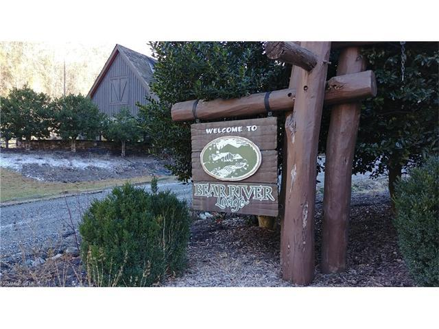 Lot 9 Bear River Lodge Trail Lot 9, Marshall, NC 28753 (#3351945) :: Rinehart Realty