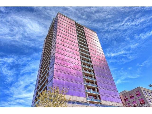 315 Arlington Avenue #502, Charlotte, NC 28203 (#3352130) :: Scarlett Real Estate