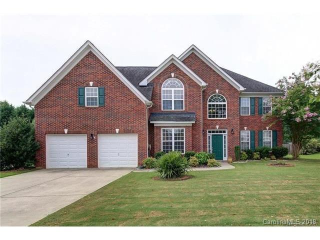 137 Autumn Frost Avenue, Statesville, NC 28677 (MLS #3352150) :: RE/MAX Impact Realty