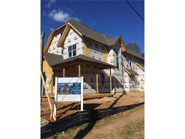 929 E 35th Street, Charlotte, NC 28205 (#3352151) :: Charlotte's Finest Properties